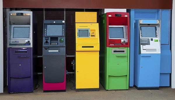 Перевезти банкомат
