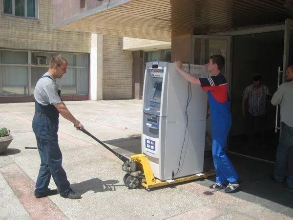Перевозка банкоматов в Ростове