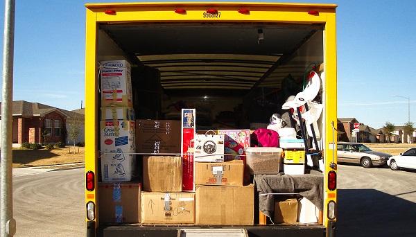 Перевозка мебели и вещей
