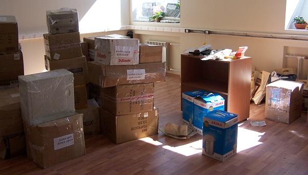 Что нужно помнить при перевозке вещей в Ваш новый дом?