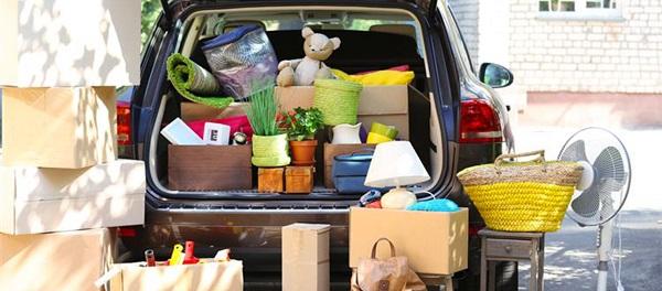 Как организовать переезд на новую квартиру
